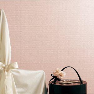 Giấy dán tường mầu hồng vân vải