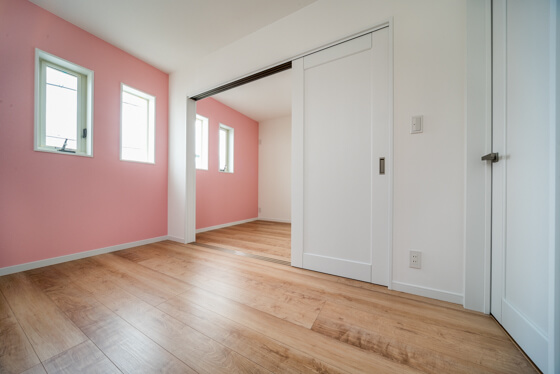 Giấy dán tường mầu hồng TWP2518