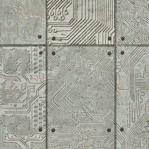 Ảnh map giấy dán tường Nhật Bản BB1647